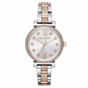 NIB NWT Michael Kors MK3880 Sofie Crystal Watch